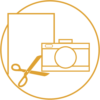 ikon Web Bildbearbeitung g